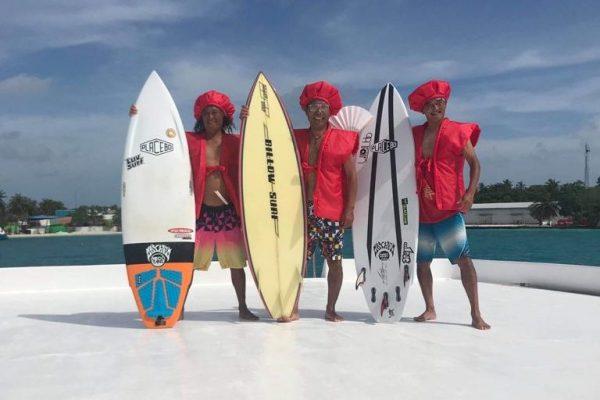 Surfing Trips