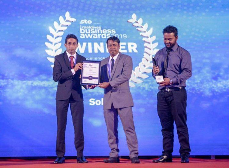 Blue K Safari Maldives receives Excellence in Hospitality Liveaboards 2019'