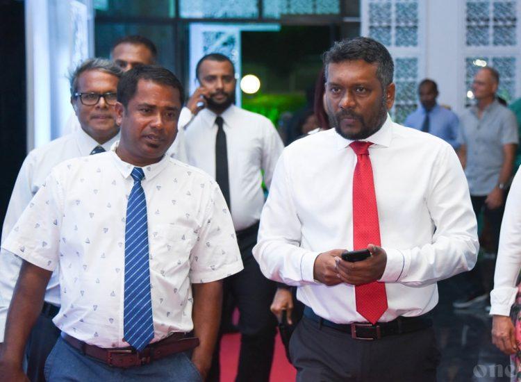 Ibrahim Shaahid Maldives