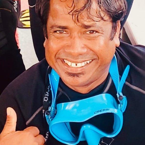 Ibrahim Shahid Shad Maldives Vaikaradhoo
