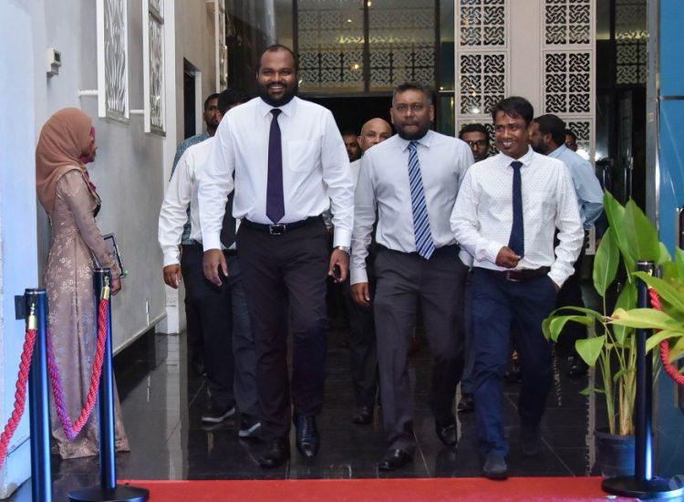 Maldives Boating Award 2019